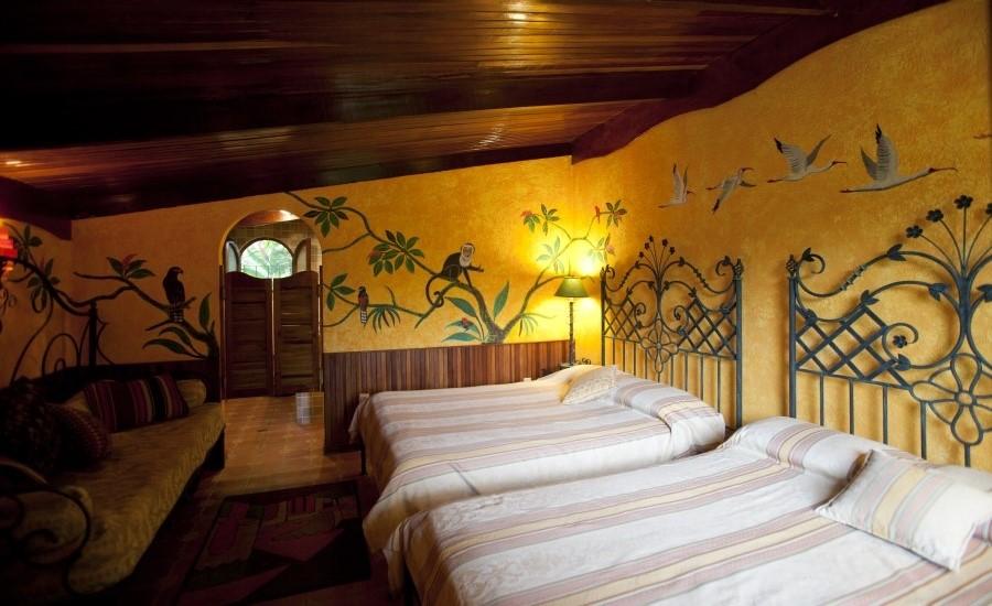 DELUXE Villa, Double room